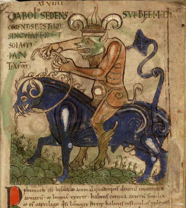 Как в средневековой Европе изображали животных, которых никогда не видели