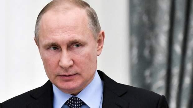 Путин назвал задачу для правителя мира