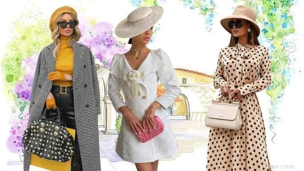 Женские головные уборы весны 2021: новые интересные и модные идеи
