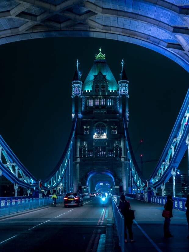 20 сказочных мостов, словно ведущих в другие измерения