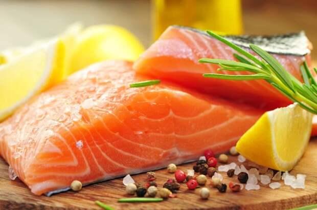 Рыба жирных сортов. \ Фото: versiya.info.