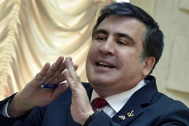 В Верховной раде согласились с высказыванием Саакашвили об отсутствии государства на Украине