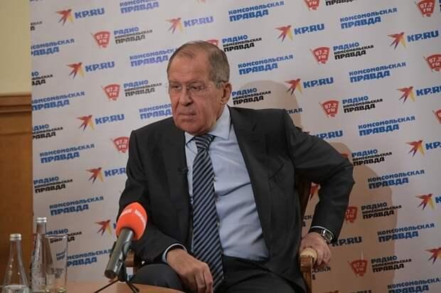 Лавров оценил предложение провести саммит Путина и Байдена