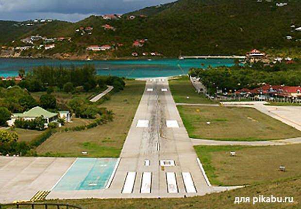 Самые страшные аэропорты мира (фото и видео включая крушение самолётов) - 2