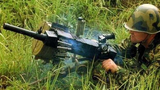 Военнослужащие ВВО отработали стрельбы в ночное время суток на полигоне в Бурятии