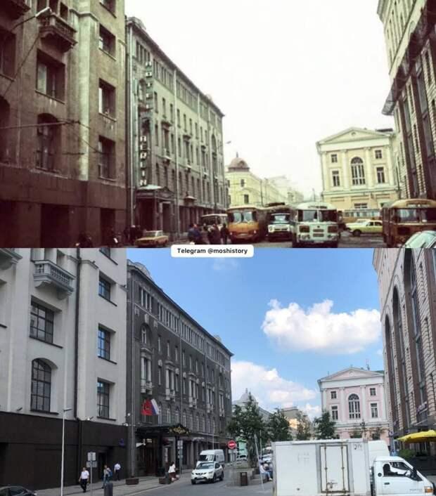История Москвы. Было-стало - 9