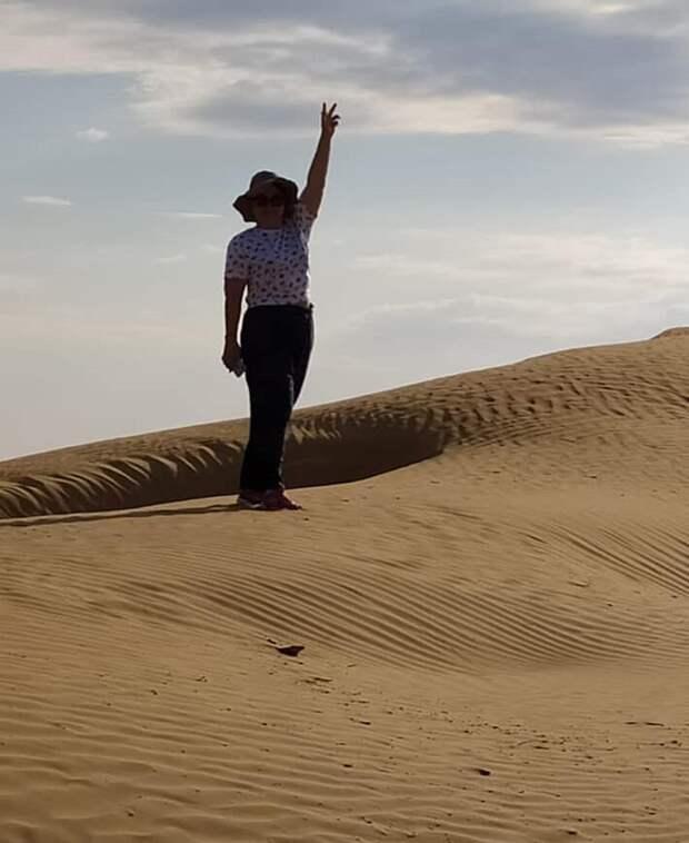 Посещение государственного заповедника «Черные земли» на территории Калмыкии!!!