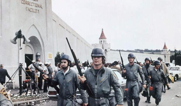 Юбилей кровавого побоища: 50 лет назад полиция подавила бунт в тюрьме Атике