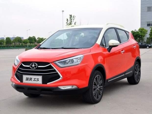 Китайская JAC привезет в Россию три новых модели в 2015 году