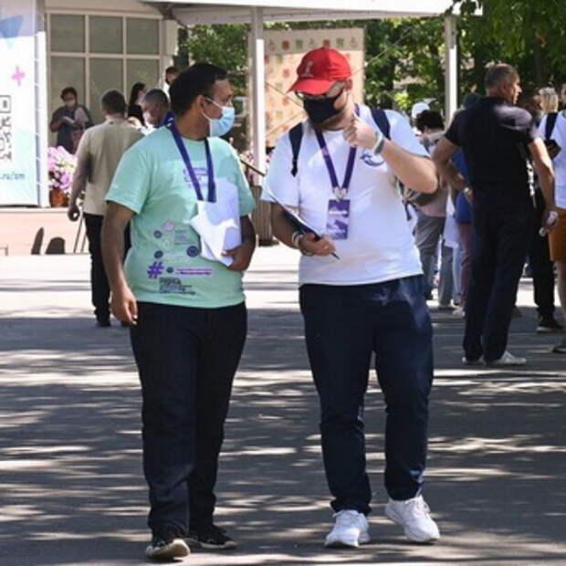 Волонтеры МАДИ помогают победить COVID-19 в столице