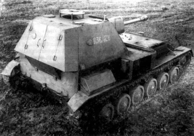 Рассказы об оружии. САУ СУ-76М САУ СУ-76М, рассказы об оружии, страницы истории