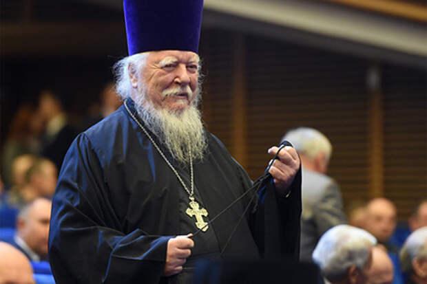 В РПЦ объяснили смерти от коронавируса словами «так уж богу угодно»