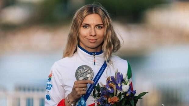 Предательница Тимановская выставила на аукцион свою олимпийскую медаль