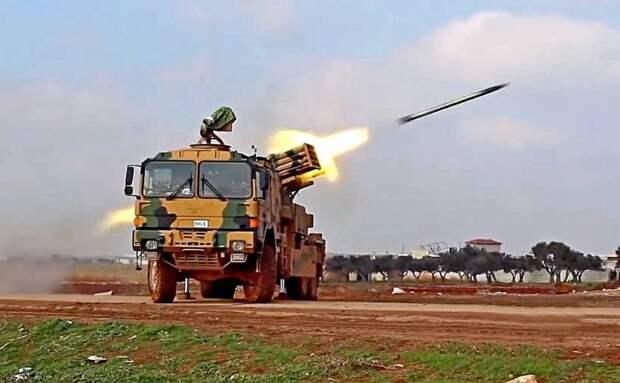 Турция нанесла удары по боевикам в Идлибе в ответ на гибель своих военных