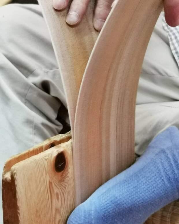Деревянное плетение