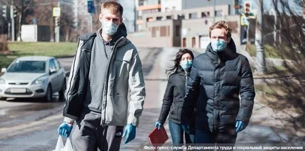 На ТПУ «Щелковский» за день выявили более 20 «безмасочников» Фото: пресс-служба Департамента труда и социальной защиты населения