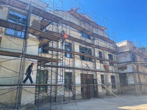 В рамках национального проекта «Культура» капитальный ремонт развернут в 10 домах культуры Подмосковья