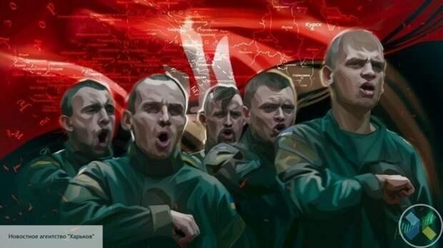 Криминальная Украина: страной завладели нацгруппировки бывших участников АТО в Донбассе