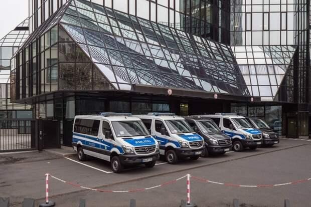 В офисах Deutsche Bank пошли обыски
