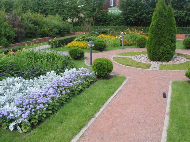 Создавая сад на заказ, дизайнер должен и хозяину угодить, и собственной чести не потерять
