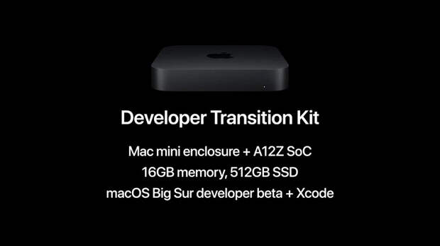 Apple объявила, что отказывается от процессоров Intel в пользу решений собственной разработки