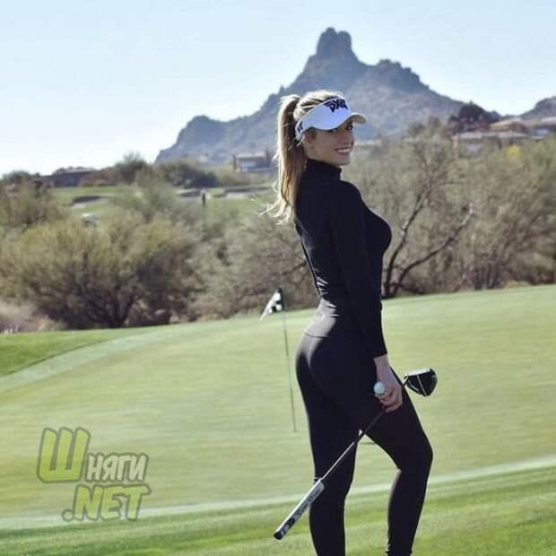 Слишком красивую гольфистку Пейдж Спиранак заставили соблюдать дресс-код дресс-код, гольф, спорт, пейдж спиранак