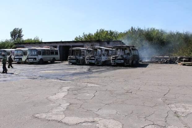 Ликвидирована группа нацистов расстрелявшая мирных жителей в Енакиево