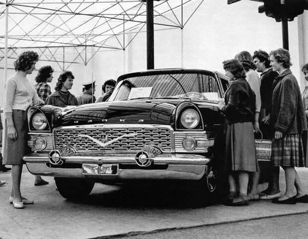 16 января 1959 года считается днем рождения легендарного лимузина.