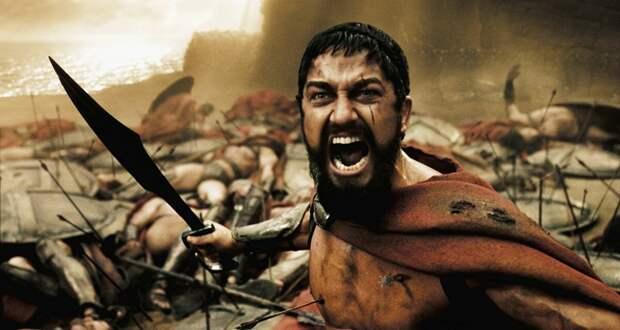 300 спартанцев — вся правда