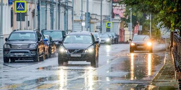 В Москве на борьбу с последствиями непогоды бросят силы 280 бригад