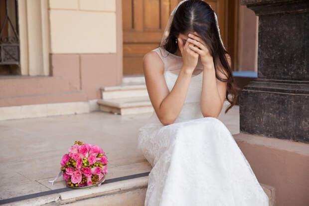 Мама расстроила мою свадьбу
