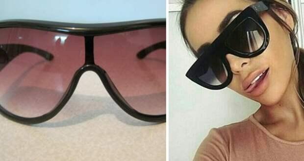 модные очки ray-ban