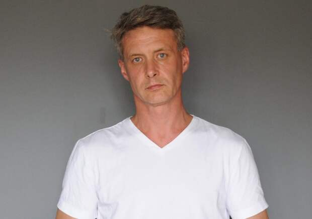 Актер Александр Макогон. Фото из личного архива