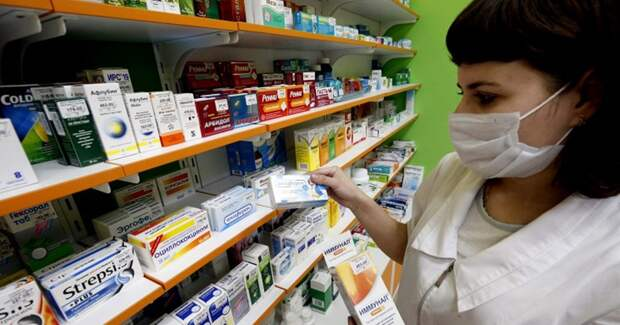 Ажиотаж вокруг коронавируса помог аптекам нарастить продажи