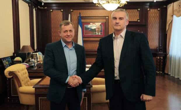 Зубков сделал подарок властям Крыма на 6,7 млн руб