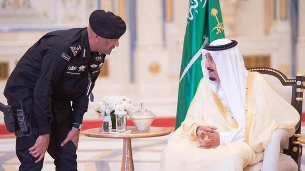Убит личный телохранитель саудовского короля