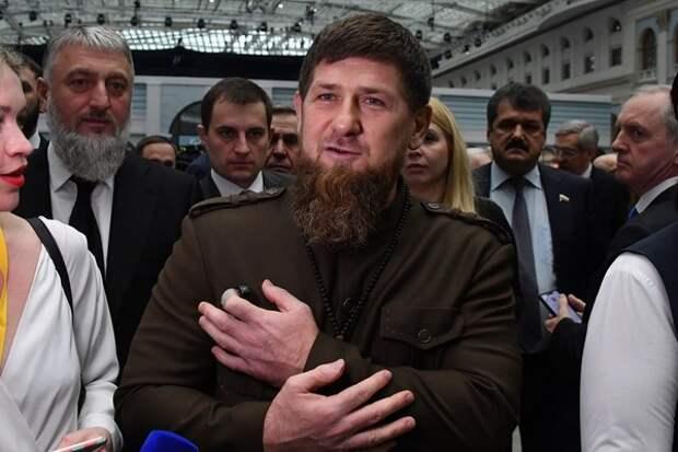Рамзан Кадыров передал свои полномочия, временно