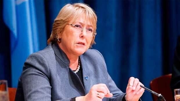 ООН считает, что ситуация в Боливии может перейти в гражданский конфликт