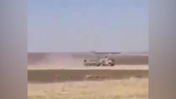 Пентагон прокомментировал инцидент между с российскими военными в Сирии