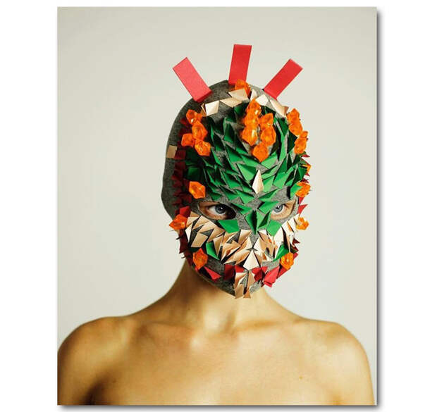 Все еще не любите маски? А если бы они выглядели вот так? (ФОТО)