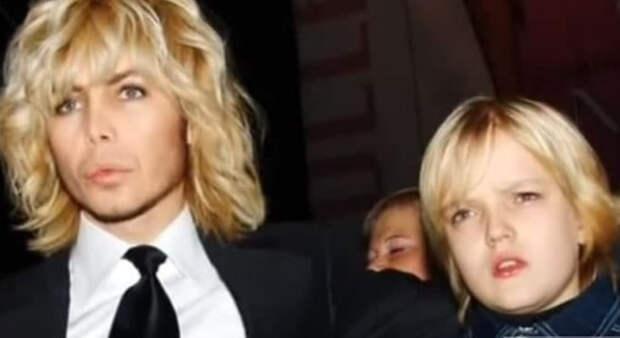 Здоровье приемного сына Сергея Зверева под угрозой из-за ссоры с отцом