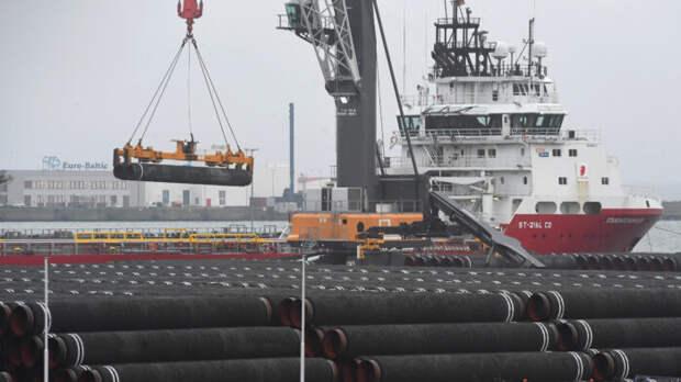 Польша начала наказывать суда, строящие «Северный поток-2»