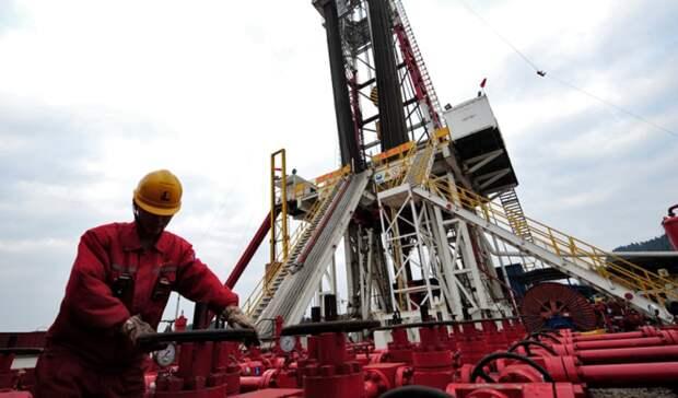 Более чем на13% увеличил добычу газа Китай впервом квартале 2021