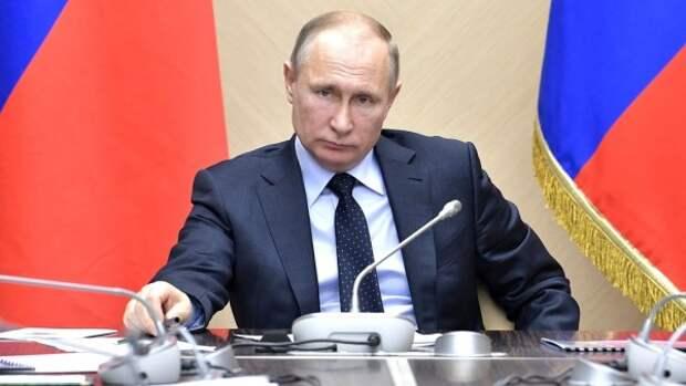 Путин попал в список самых влиятельных людей планеты по версии Forbs