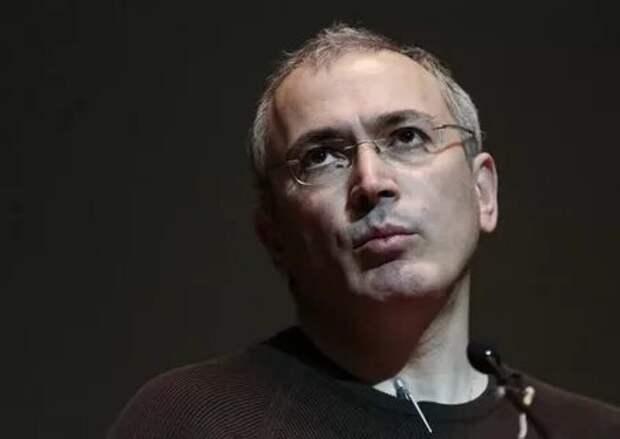 Маразматик в «короне» - Ходорковский врет о новом вирусе
