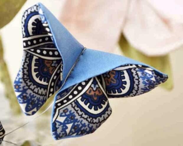 Как сделать бабочку своими руками — 5 мастер-классов