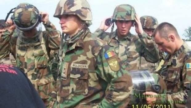 Молдова готовится к войне с Россией в коалиции с США и Украиной