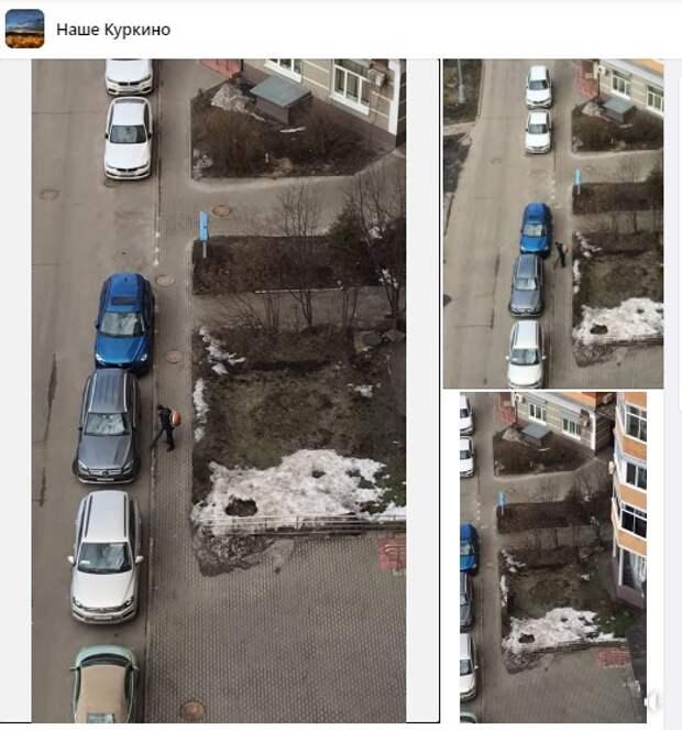 Жители Куркина готовы потерпеть шум ради чистых дворов — итоги опроса