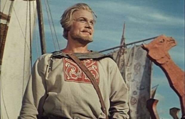 Главный богатырь советского кино Сергей Столяров.