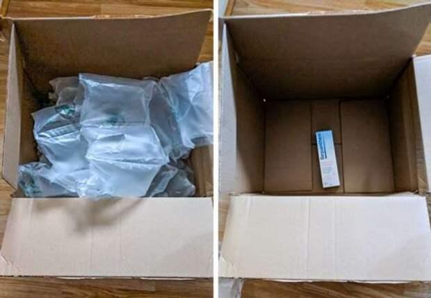 20+ производителей, которые так перестарались с упаковкой товара, будто собирались его в космос запускать